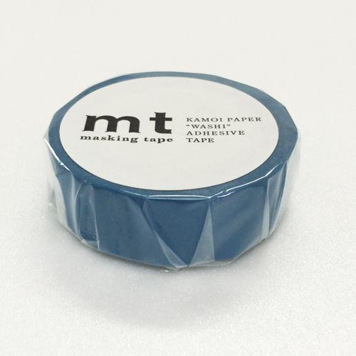 マスキングテープ mt MT01P198 浅縹(あさはなだ)