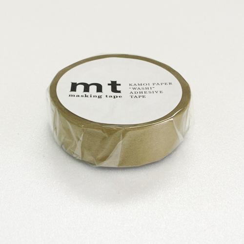 マスキングテープ mt MT01P205 金