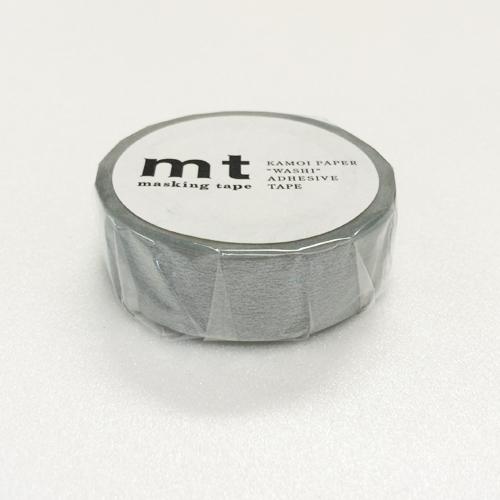 マスキングテープ mt MT01P206 銀