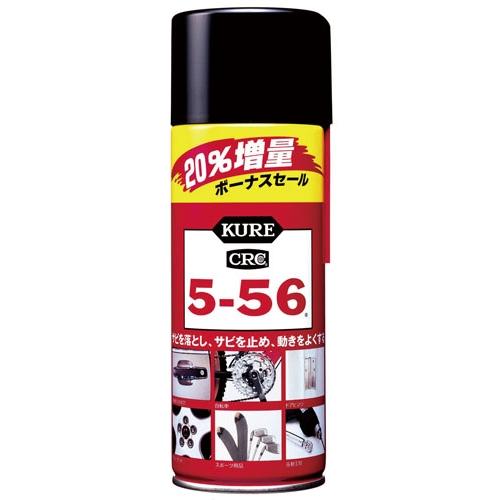 呉 CRC−556増量缶 320ml+64ml=384ml ×1本