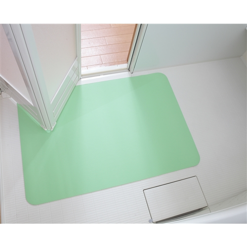 お風呂洗い場マット AF−10 グリーン