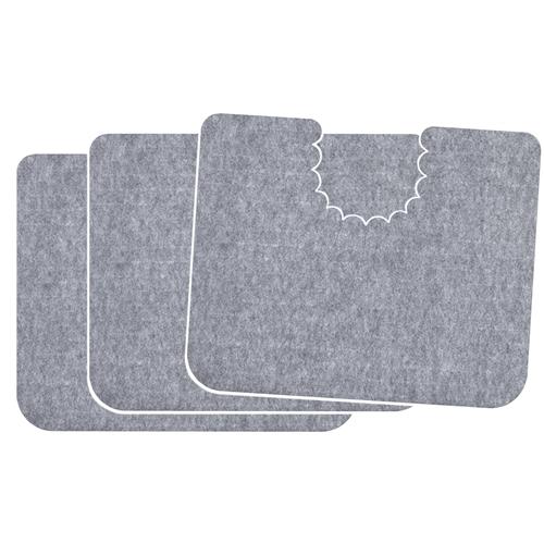 床汚れ防止マット3枚組