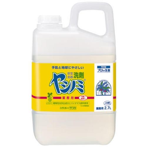 野菜食器洗剤ヤシノミ業務用 2.7L
