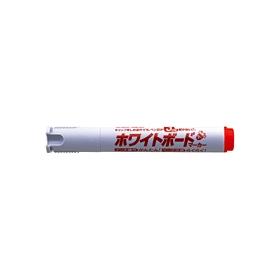 潤芯ホワイトボードマーカー 中字・丸芯 赤 360519