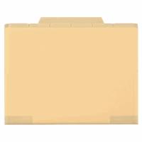 6インデックスホルダーA4(マチ付) クリーム 1冊 204680