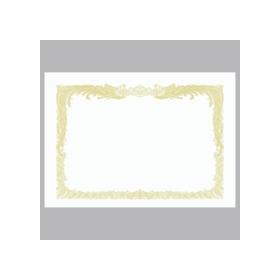 OA賞状用紙 白 B4 縦書用 10−1070 10枚入