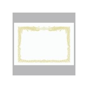 OA賞状用紙 白 A3 縦書用 10−1080 10枚入
