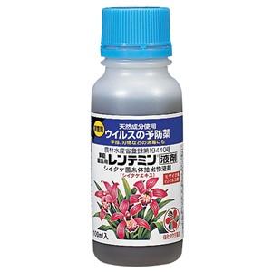 家庭園芸用レンテミン液剤 100ml