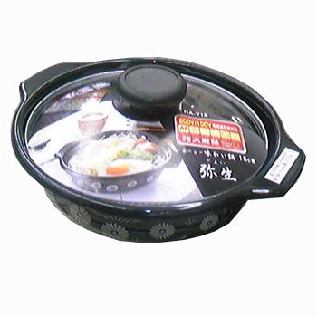 ホーロー味わい鍋 弥生18cm HA-Y18