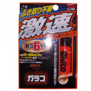 ソフト99(SOFT99) 激速ガラコ 50ml