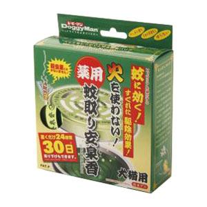 ドギーマン 薬用 蚊取り安泉香