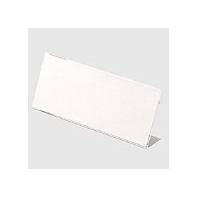 PLUS(プラス)  カード立てL型 片面用 CT−102L 360824