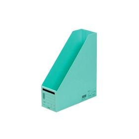 PLUS(プラス)  ボックスファイル A4縦 FL−052BF ブルー 302812