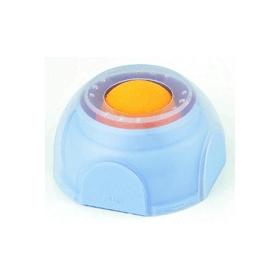 PLUS(プラス)  指先すべり止め メクボール KM−600 ライトブルー 036012