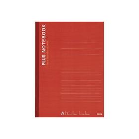 PLUS(プラス)  ノートブックA罫 セミB5 NO−005AS 50枚 335094