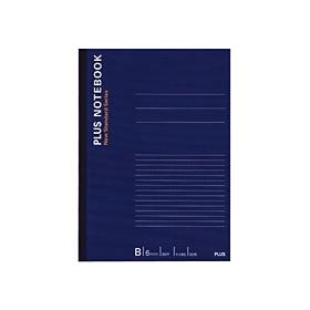 PLUS(プラス)  ノートブックB罫 セミB5 NO−005BS 50枚 335095