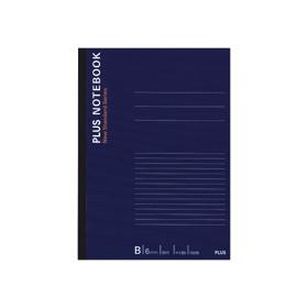 PLUS(プラス)  ノートブックB罫 セミB5 NO−010BS 100枚 335097