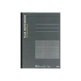 PLUS(プラス)  ノートブックG罫 5mm方眼 A4 40枚 335200