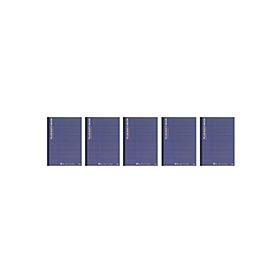 PLUS(プラス)  ノートブックB罫 セミB5 NO−003BS−5P 5冊 335113