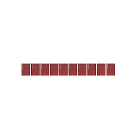 PLUS(プラス)  ノートブックA罫 セミB5 NO−003AS−10P 10冊 335104