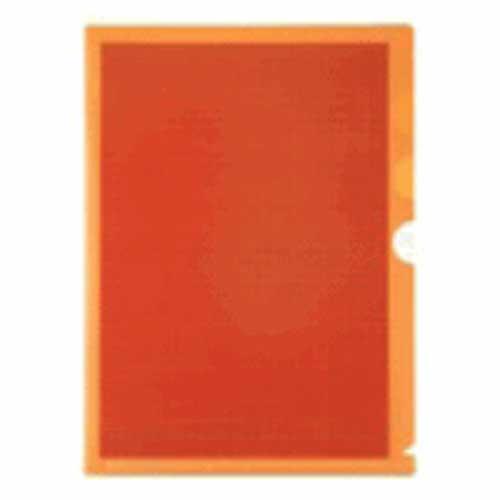 PLUS(プラス)  仕切付カモフラージュホルダー FL−131CH オレンジ 204669