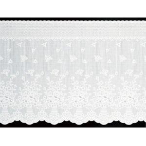 明和グラビア 貼ってはがせるカーテン調シート  ホワイト