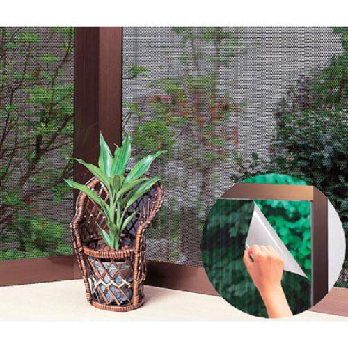 明和グラビア 透明遮熱窓貼りシート シルバー