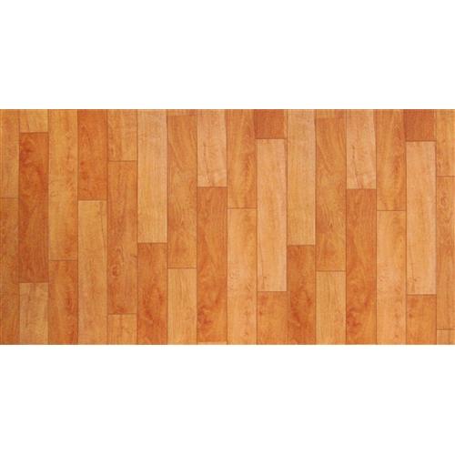 1帖フロアーマット 木目 ブラウン 約80×170cm