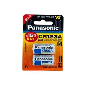 パナソニック(Panasonic) カメラ用電池