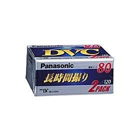パナソニック(Panasonic) コンシューママーケティング�� DVCテープ AY-DVM80V