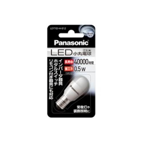 パナソニック(Panasonic) LED小丸電球 LDT1D−H−E12