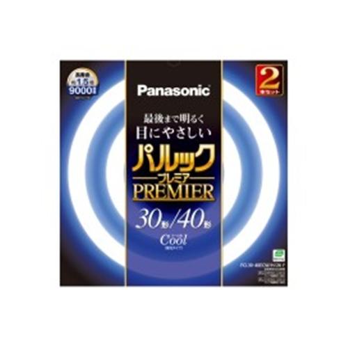 パナソニック(Panasonic) パルックプレミア FCL30.40ECW/H/2