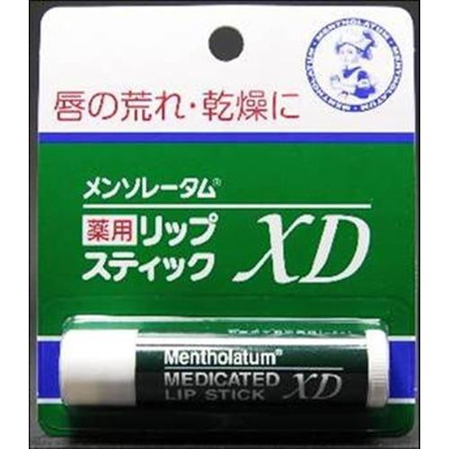 メンソレータム 薬用リップスティックXD 4.0g