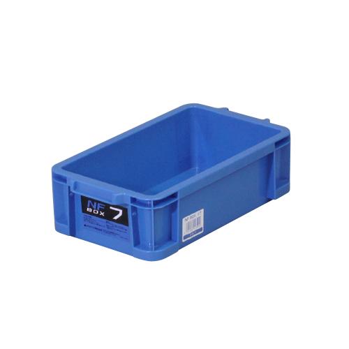 NFボックス #7 ブルー 193×342×99mm