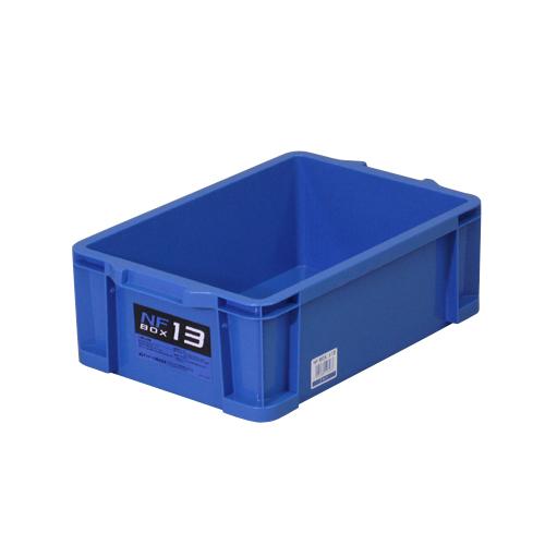 NFボックス #13 ブルー 287×435×145mm