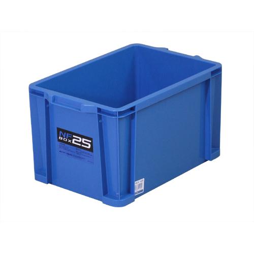 NFボックス #25 ブルー 287×435×245mm