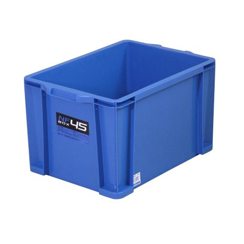 NFボックス #45 ブルー 370×536×307mm