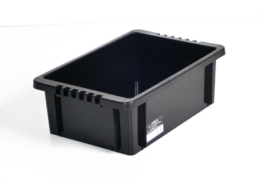 NVボックス #13 ブラック 435×287×145mm