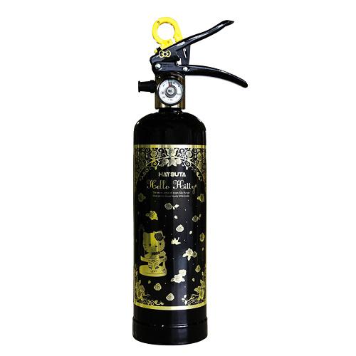 ハツタ 住宅用強化液消火器 HK1-BG