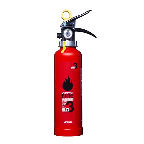 ◇ ハツタ ABC粉末消火器 蓄圧式 KLD-3