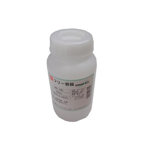 フリー容器 丸型ボトル(広口) 500cc MB-500