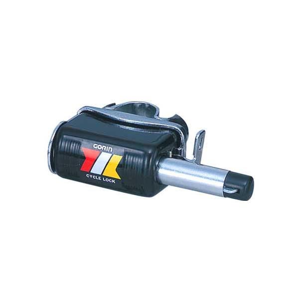 前輪錠  クロ 43002
