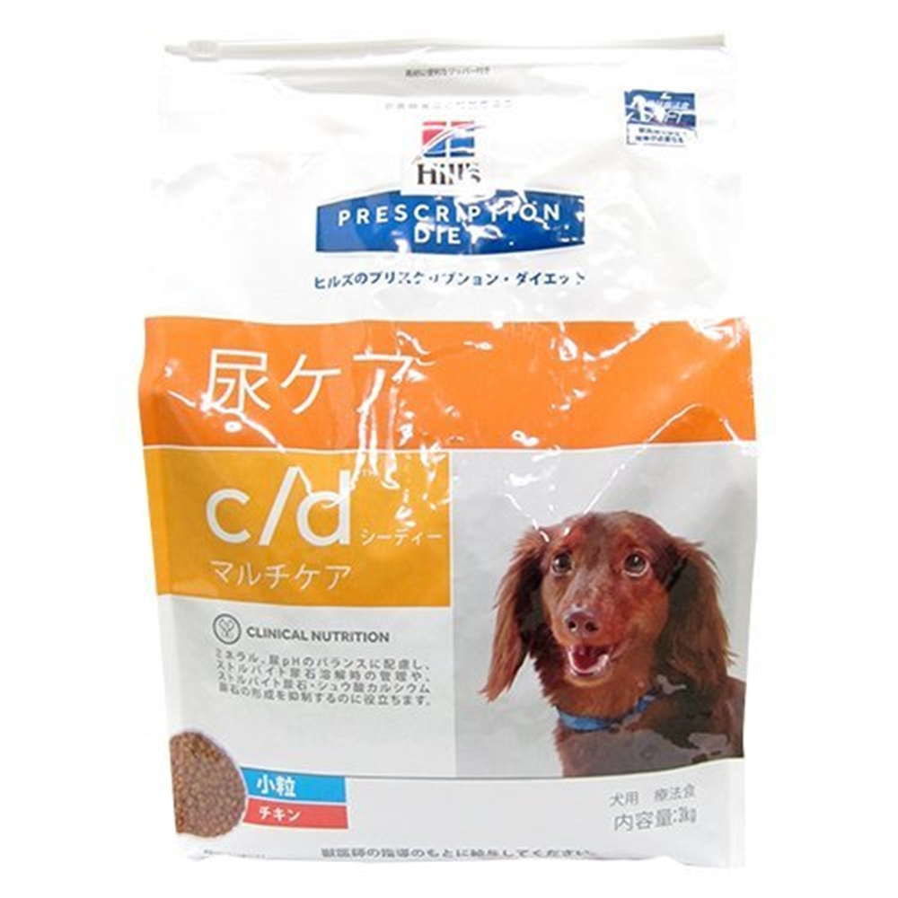 犬用 尿ケア c d マルチケア 小粒 3kg