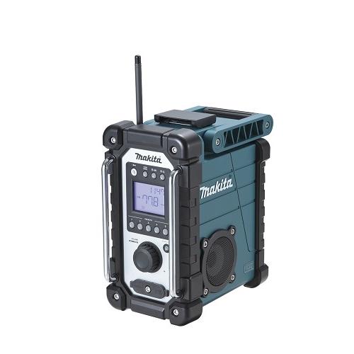 マキタ(Makita) 充電ラジオ MR107 青