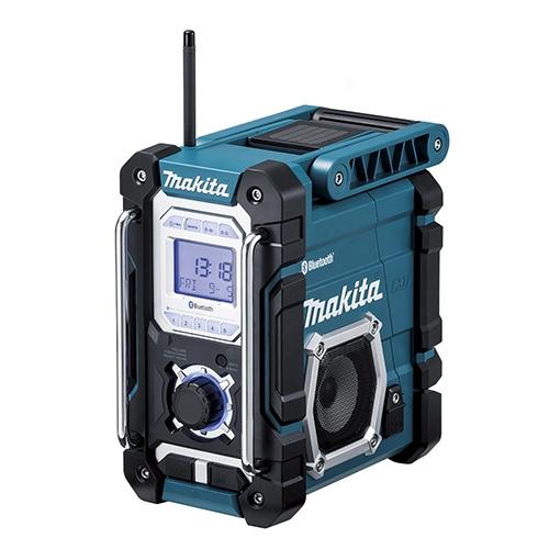 マキタ(Makita) 充電ラジオ MR108 青