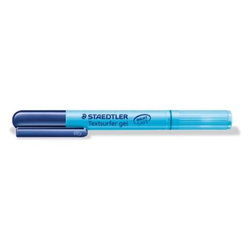 固形蛍光マーカー テキストサーファーゲル ブルー シュリンク仕様 264−3