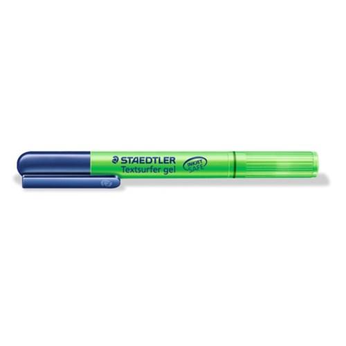 固形蛍光マーカー テキストサーファーゲル グリーン シュリンク仕様 264−5