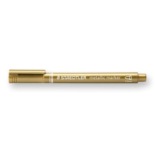 メタリックマーカーペン ゴールド 8323−11