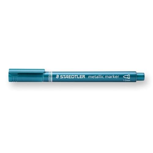 メタリックマーカーペン メタリックブルー 8323−373