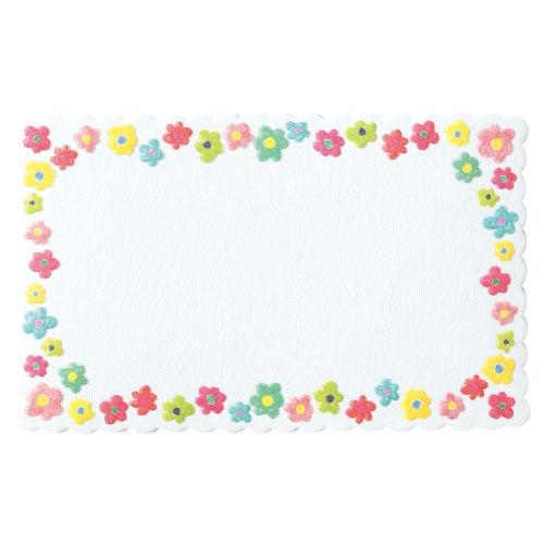 お花カード 7−124−7